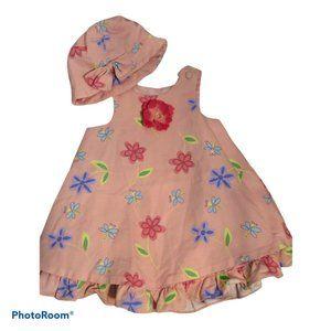 I LOVE YOUNG SPORT 2pc Summer Dress 4T